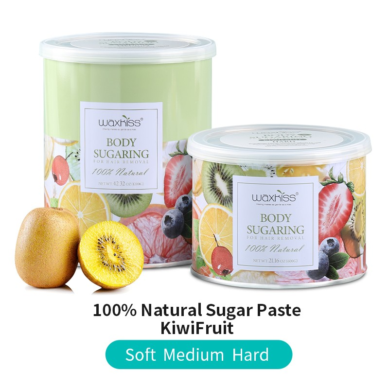 Сахарная паста с натуральным лимонным соком в банке 600 г/1200 г