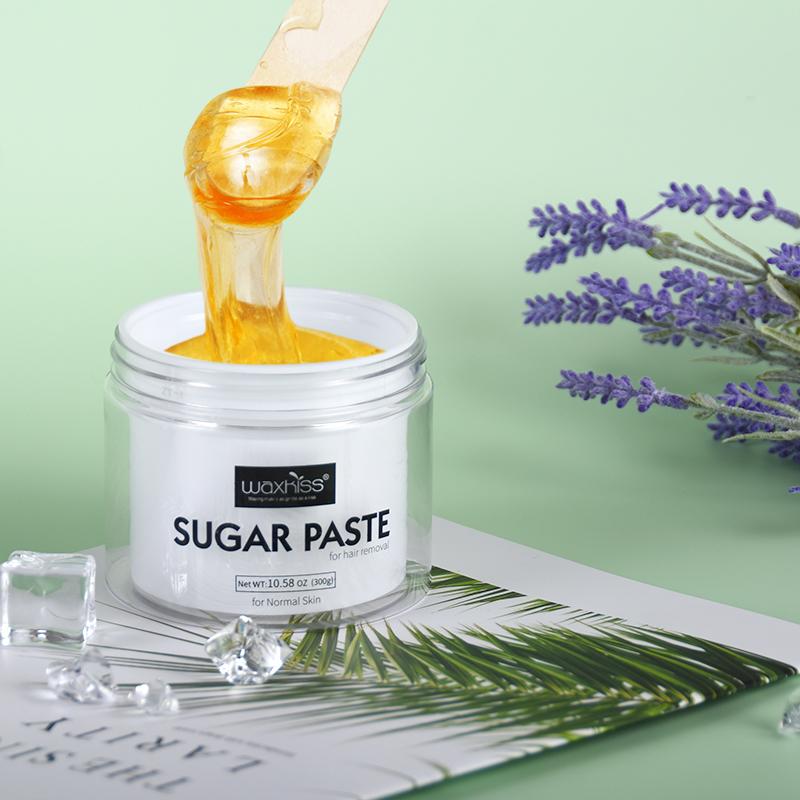 Waxkiss сахарная паста классическая 300 г для разогревания в микроволновой печи